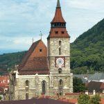 Schwarze Kirche von der Maternitate